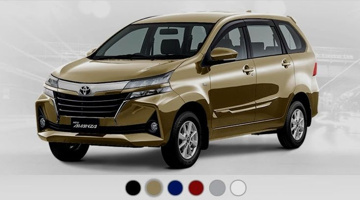 Gambar Mobil Avanza Biru Pilihan Warna Toyota Avanza Facelift Dan Veloz 2019 Warna Barunya Download Ketika Toyota Avanza Mobil Daihatsu Modifikasi Mobil