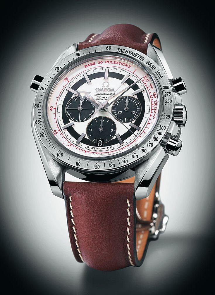 Celebrity omega speedmaster chronograph