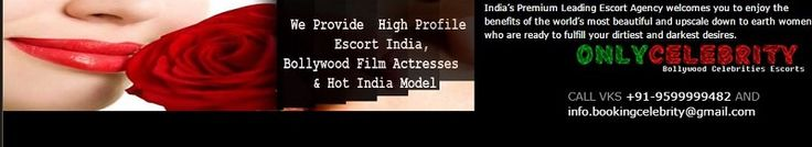 Only Celebrity  provide bollywood celebrity escorts facility in Mumbai at magnificent price. We offer the most exquisite and beautiful Model female escorts in India.We are committed to giving you a satisfying experience, and our ladies are sincere, real women who are stunning both on the inside and the outside.   For more information visit here :  http://www.onlycelebrity.in/