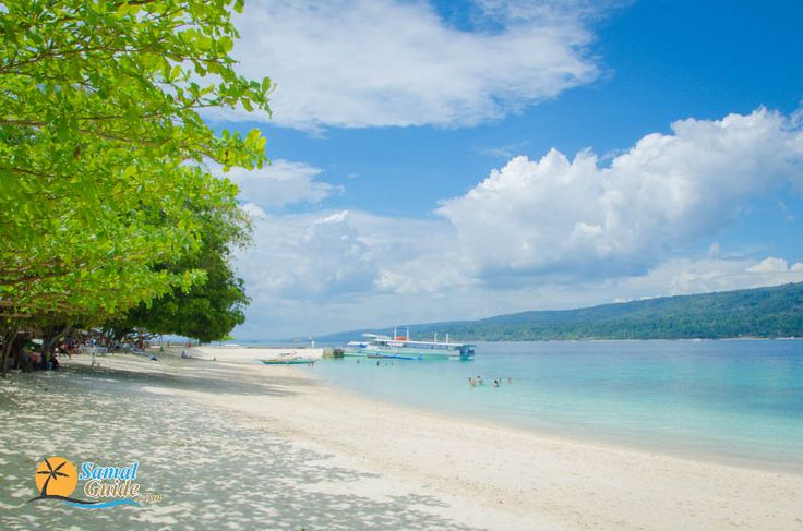 """Isla Reta, Talicud Island, IGaCoS is situated in Talicud Island, Samal and is one of the most popular beach getaways in the Davao Region. The name """"Talicud"""" was coined after the word """"likod"""" which translates to """"the back"""" as the island is literally located at the back part of the main island.  visit www.philippinebeachholidays.com for more. #Samal #IslaReta #PhBeach #Resort"""