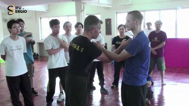 Sifu Sergio Presents Dan Chi Sao the WSL Way by David Peterson  - A WORD FROM WCU: The focus should not be about changing Wing Chun, it should be about interpreting Wing Chun.