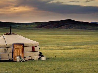 Yurt Sweet Yurt ♥Tibetan Buddhism, Buckets Lists, Mongolian Steppe, Favorite Places, Mongolian Yurts, Mongolian Gers, Beautiful Places, Sweets Yurts, Mongolia Travel