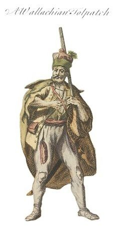 A Wallachian Tolpatch, 17th century