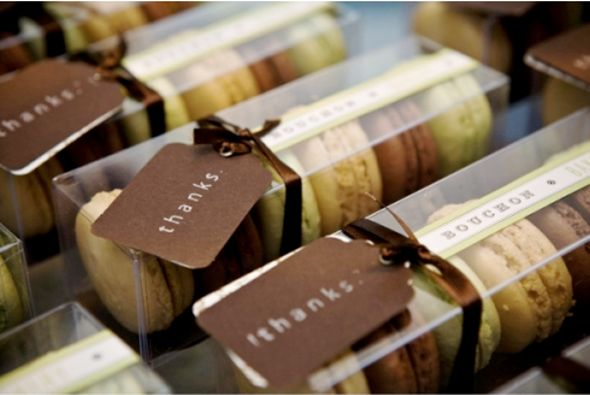 35 Best Macaron Wedding Favors & Ideas Images On Pinterest