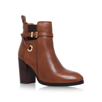 Stacey Tan Mid Heel Ankle Boots from Carvela Kurt Geiger