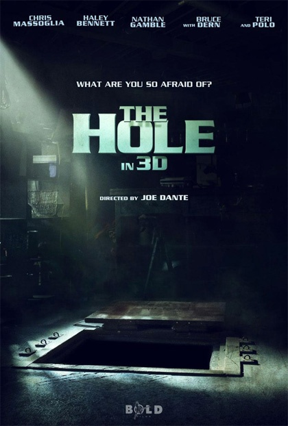 The Hole with Ali Cobrin