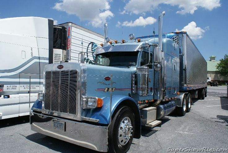 129 Best Images About Peterbilt Trucks On Pinterest