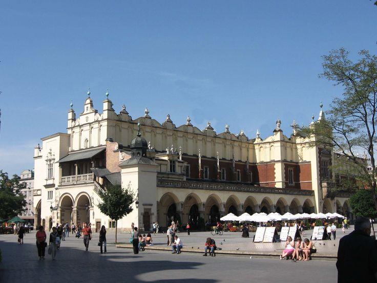 Tuchhallen Marktplatz
