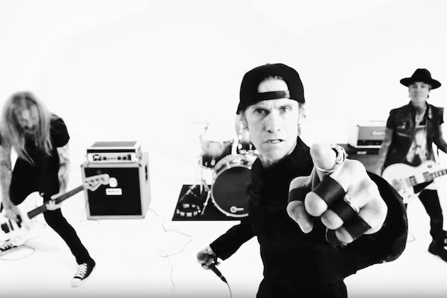 Josh Todd & The Conflict Release Music Video for Punchy New Song 'Year of the Tiger' Josh Todd & The Conflict (featuring two members of Buckcherry) have released the title cut from their debut album, 'Year of the Tiger.' Continue reading… http://loudwire.com/josh-todd-the-conflict-music-video-year-of-the-tiger/