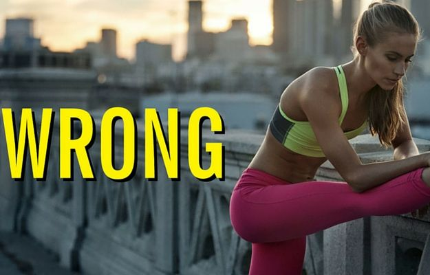 17 Ways You Aren't Stretching Right