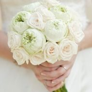 Simple Beauty Bridal Bouquet - Simple Beauty Bridal Bouquet > View Full-Size I... | Beauty, Simple, Aud, Bouquet, Purchased | B