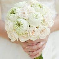 Simple Beauty Bridal Bouquet; $129.99