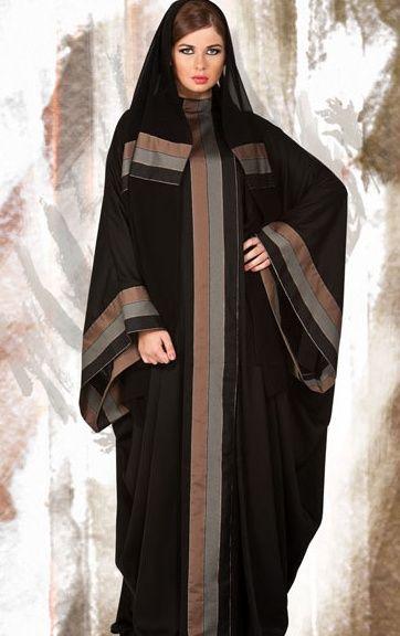 Latest Arabian Abayas for Women