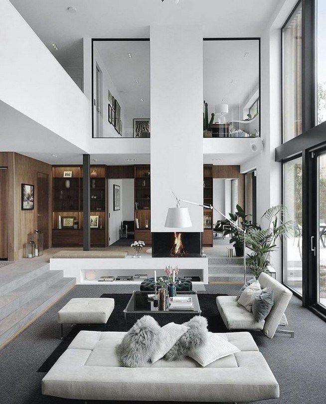 Living Room Decor Modern Luxury Houses 7 Www Bodrumhavadis Com Modern House Design Modern Houses Interior House Interior