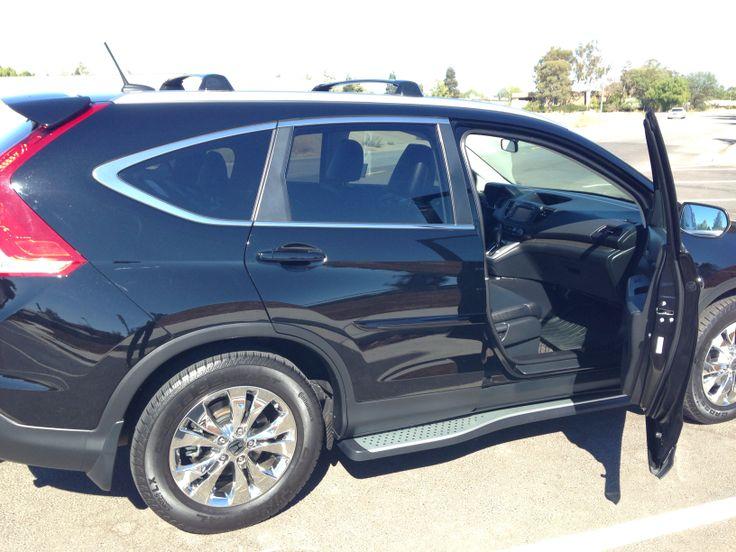 Love my car ) customized 2013 honda CRV EXL with