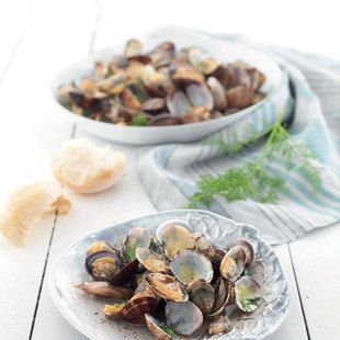 Steamed Clams With Fennel | Seafood | Pinterest