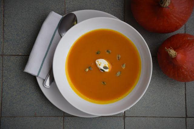 CÁCORkA: Hokaido polévka s kari kořením