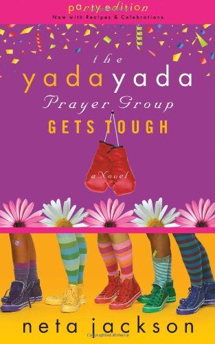 65 best christian chicklit must reads images on pinterest good the yada yada prayer group gets tough the yada yada prayer group book with celebrations and recipes neta jackson thomas nelson fandeluxe Gallery
