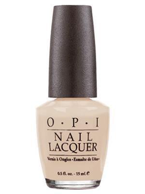 OPI Nail Lacquer - Samoan Sand 0.5 oz