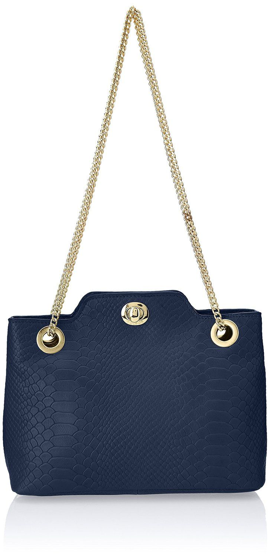 Hidesign Snake Women's Shoulder Bag (Purple): Amazon.in: Shoes & Handbags