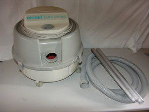 Bissell Carpet Machine Cleaner Shampooer Model 1640 6 Complete Clean