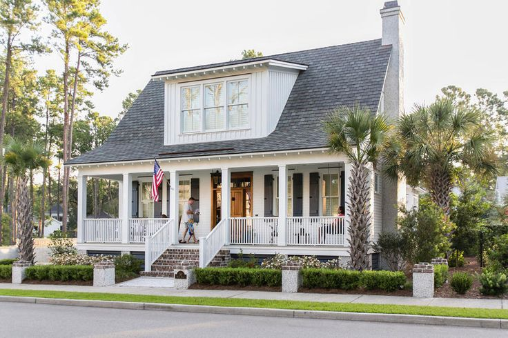 Windows - Curb Appeal Secrets That Always Give A Home Unmistakable Southern Charm - Southernliving. Windows have historically served a practical purpose in Southern homes by providing much needed airflow throughout the house. Unlike homes in colder climes that work to keep warmth in by minimizing the number and size of windows, homes in the south have the luxury of inviting the outside in, and embrace that with a greater number of larger windows. And even in the era of central AC, Southern…