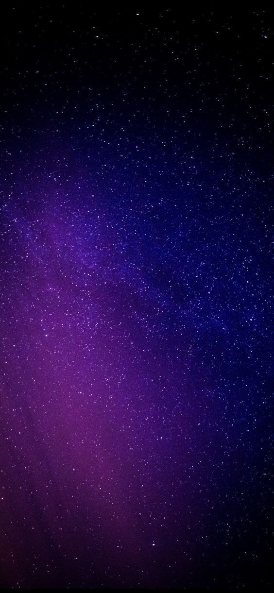 Space Stars Wallpaper Iphone 11