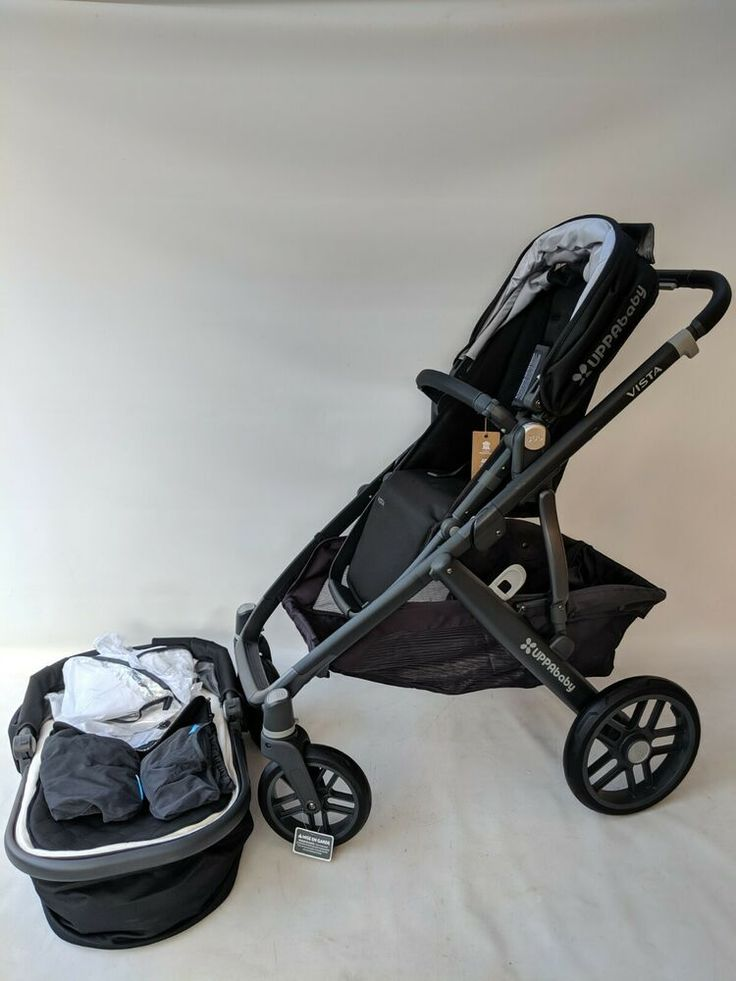 Uppababy vista stroller 2018/2019 Jake black UPPAbaby