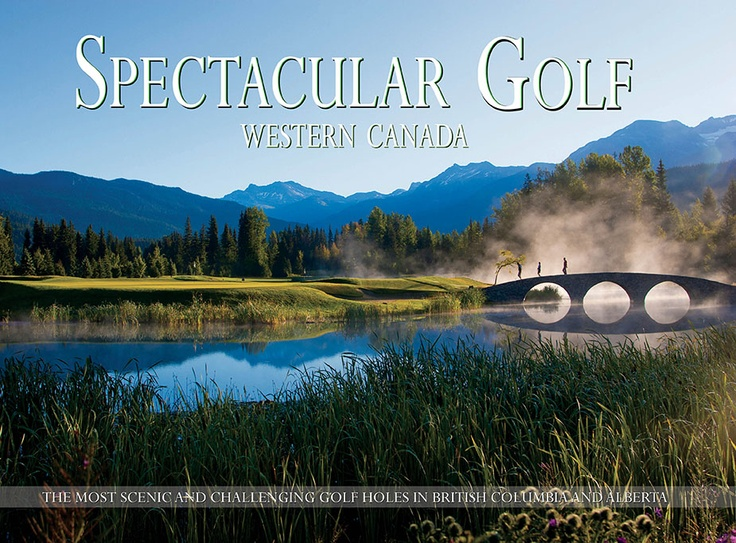 Canada's top golf courses and more than 75 signature golf holes are presented through large photographs and interesting text in the coffee-table book Spectacular Golf Western Canada.  With a foreword by Canadian Golf Hall of Famer Richard Zokol and introductions by British Columbia Golf and Alberta Golf Association, the keepsake collection eloquently showcases the best of golf from the Pacific Coast to the Rocky Mountains.