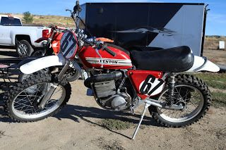 OldMotoDude: Penton/KTM #67 raced at the Rocky Mountain Vintage...