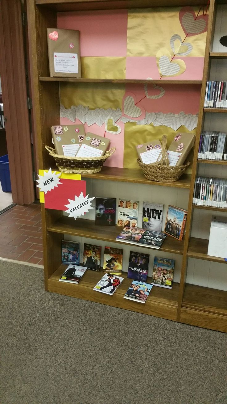 Community of Castle Shannon Library is doing Blind Date with a Book. Feb 2015 AE