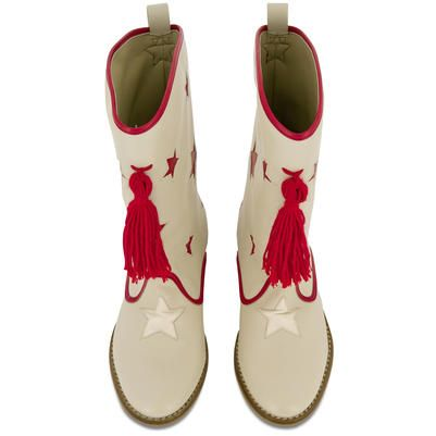 Stella McCartney Kids - Bottes de cow-boy - 109456