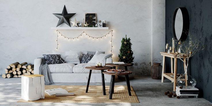 Déco Noël: nos idées pour donner un air de fête à votre intérieur!