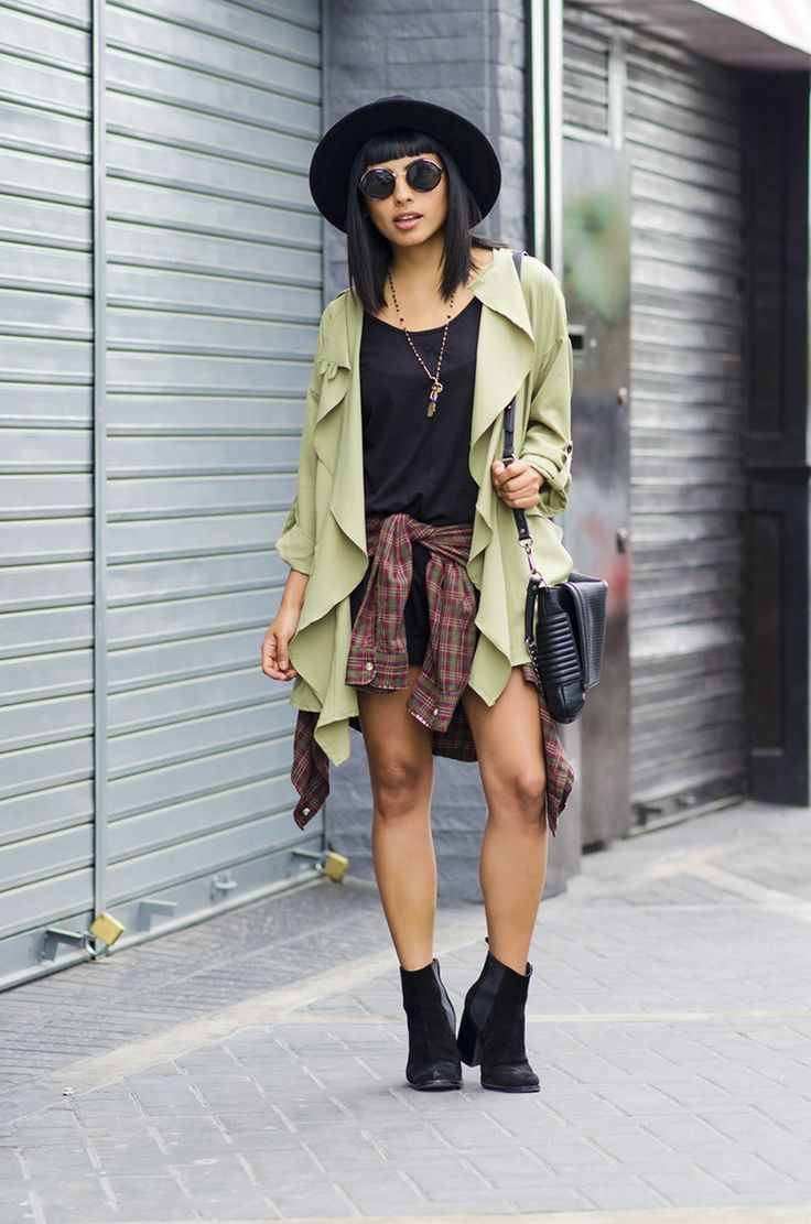 fashionblogger fashion look outfit boho style fashionindahat girl streetstyle black. Black Bedroom Furniture Sets. Home Design Ideas