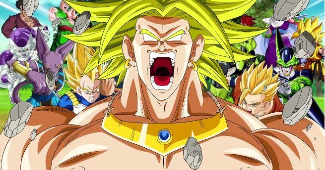 Dragon Ball Super Manga Vol. 4 Coming This November 2017.