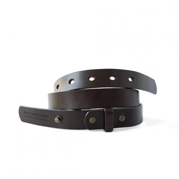 Nice & Simple leather belt