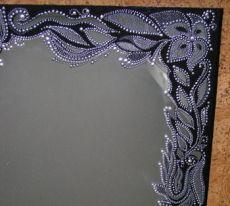 Как украсить зеркало своими руками: эксклюзивный декор