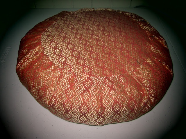 Meditation Zafu Cushion