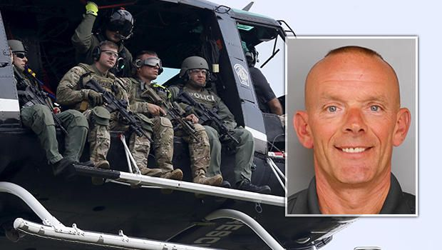 An urgent manhunt is being conducted across northern Illinois for three men suspected of killing Fox Lake olice Lt. Charles Joseph Gliniewicz.