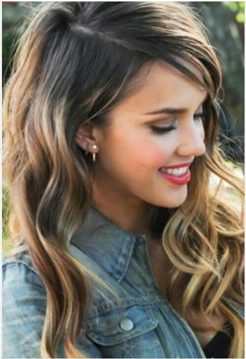 dark blonde hair styles