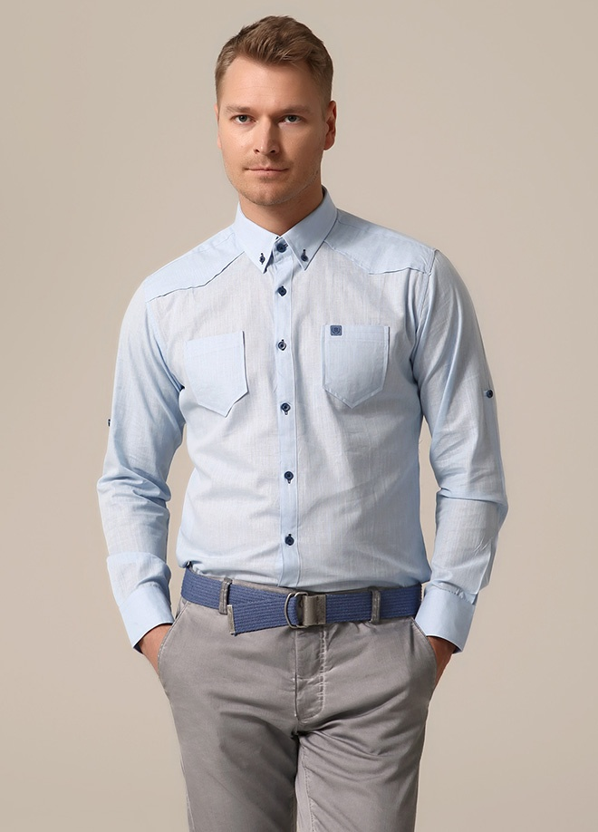 Black Art Gömlek Markafonide 94,99 TL yerine 39,99 TL! Satın almak için: http://www.markafoni.com/product/3759106/