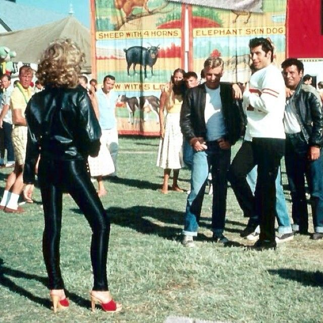 Pin By Vitti On John Travolta Grease Movie Musical