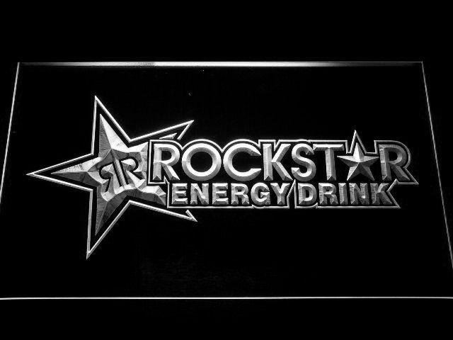 Rockstar Energy Drink LED Neon Sign