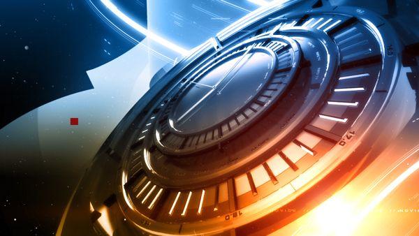INFO TV by Renderon Broadcast Design, via Behance