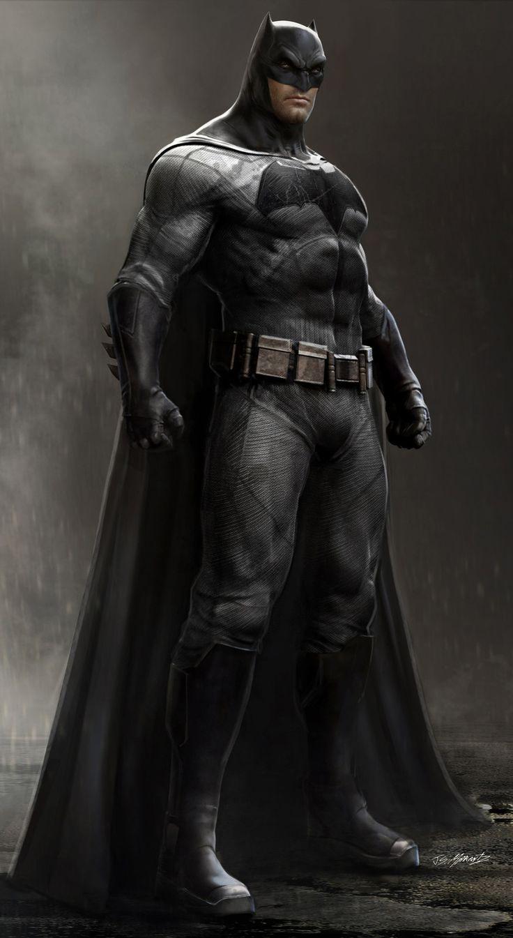 Batman vs. Superman: Batman Concept Art, Jerad Marantz on ArtStation at https://www.artstation.com/artwork/XOx2D