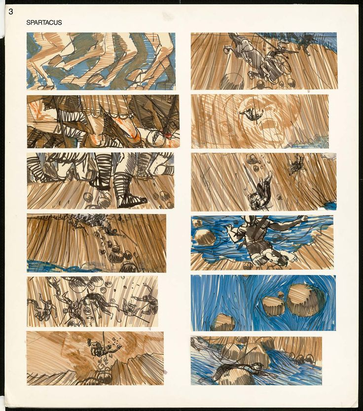 10 Best Storyboards, Film Stills, And Concept Art Images On
