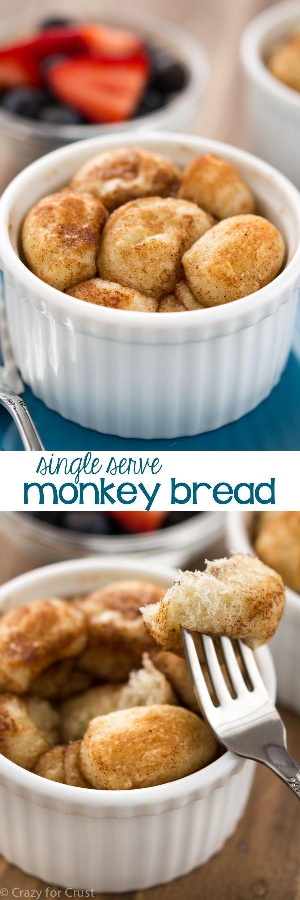 Single Serve Monkey Bread                                                                                                                                                                                 More