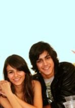 Awww I love this Vavan photo they are so cute together just like they're characters Tori and Beck from victorious