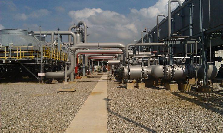 Natural Gas Compressor Station - Oilpro