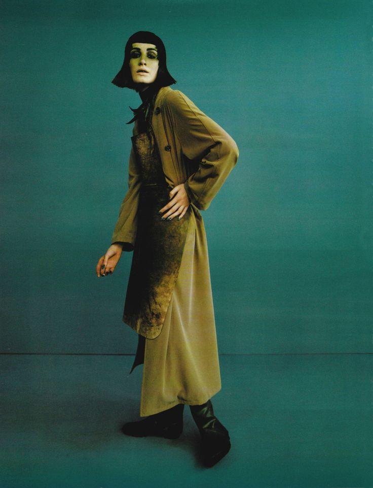 ruven afanador #vogue germany #fashion